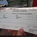 前往斯特拉斯堡的車票
