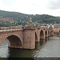 內喀爾河和海德堡古橋