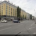 慕尼黑車站前街景