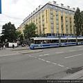 慕尼黑的市區電車