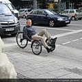 特殊造型腳踏車,這樣真的有比較舒服咩??