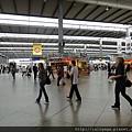 慕尼黑車站一景