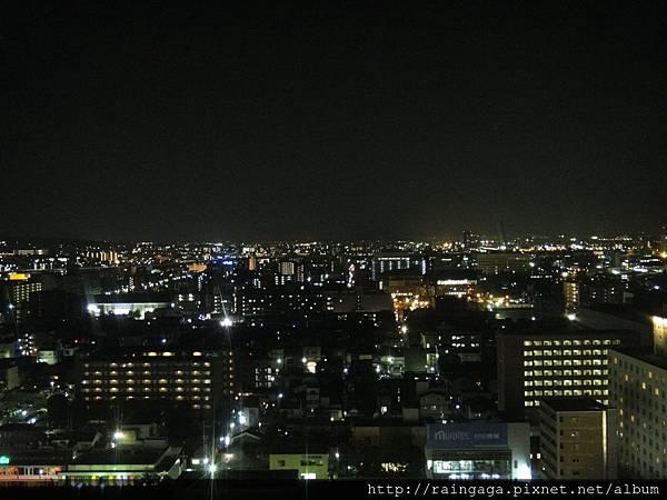 夜景很美...真的