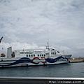 南海四島往返馬公的交通船 - 南海之星