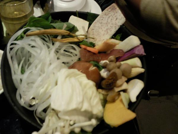 櫻之田野之菜盤