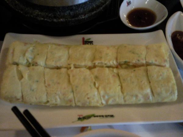 涓豆腐之蟹肉蛋捲