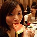 2011.0226 Gemma基隆長榮桂冠喝喜酒088.JPG