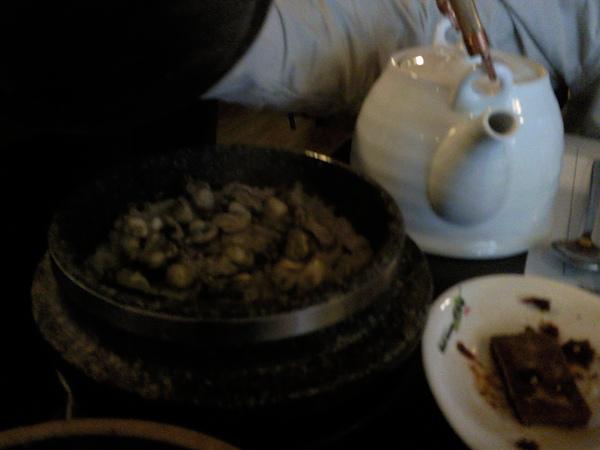 涓豆腐之加價蚵仔飯