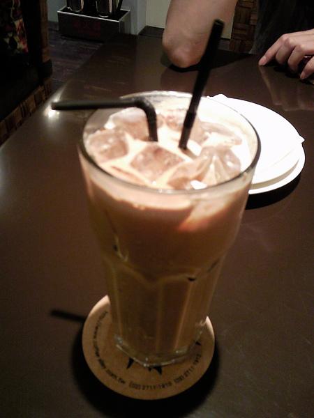 咖啡弄之皇家冰奶茶