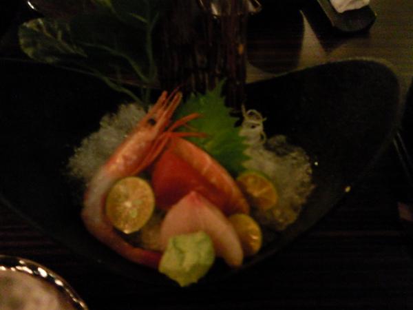 御景日本料理之好吃生魚片