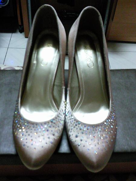 婚鞋篇-閃亮亮耶