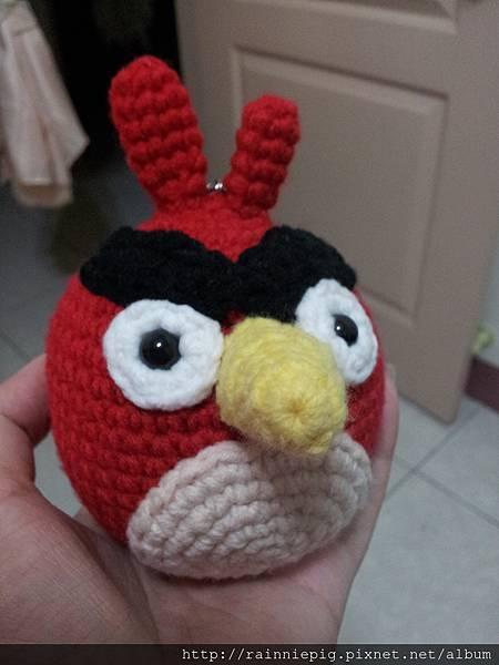 憤怒鳥-紅鳥