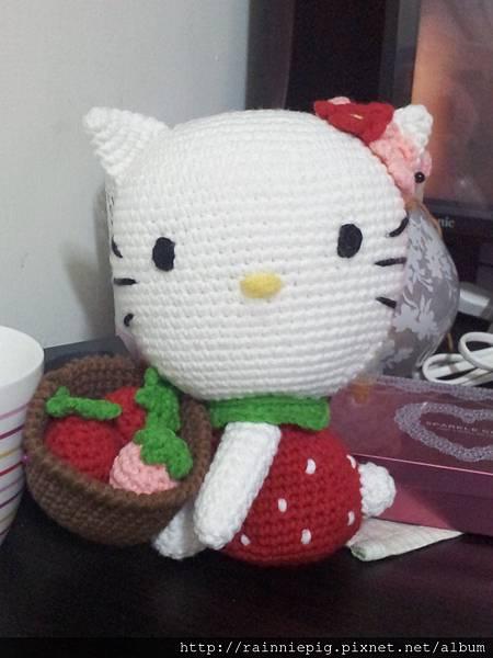 草莓KITTY