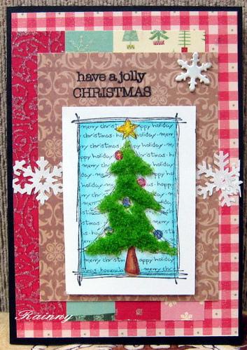 柔情耶誕樹