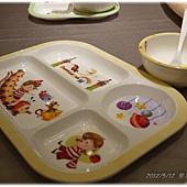 003-兒童餐具