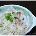 121127-鮮菇高麗菜飯