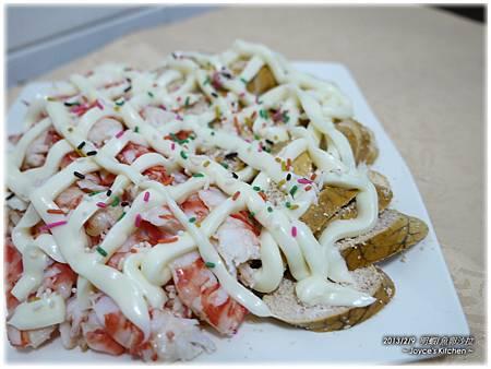 130209-03明蝦魚卵沙拉
