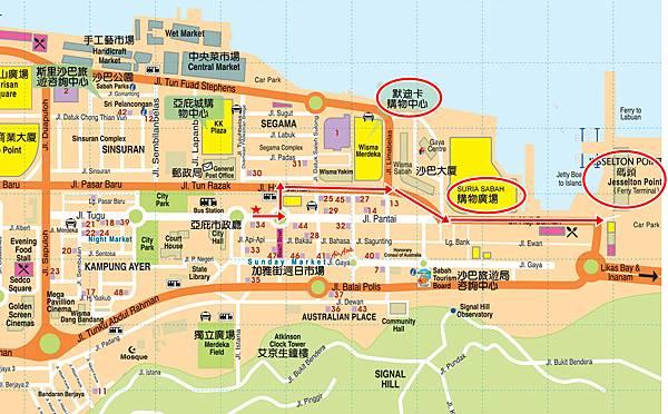 飯店到碼頭map.bmp