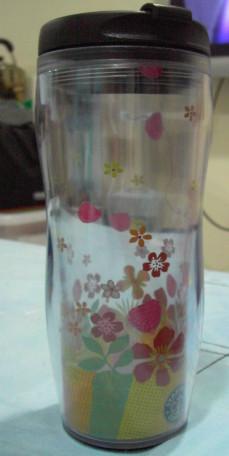 夏季透明杯