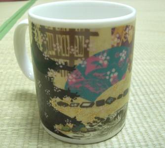 京都馬克杯