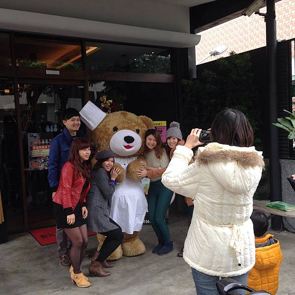 日出拉麵-泰迪熊來店play6