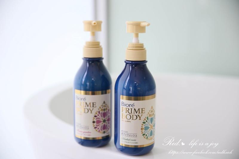 Biore Prime Body沐浴乳 (4).JPG