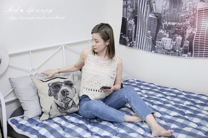 LooCa 3D超透氣雲端支撐兩用日式床墊 (2).JPG
