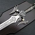 戰神之劍造型參考2