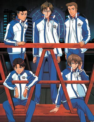 網球王子1&2