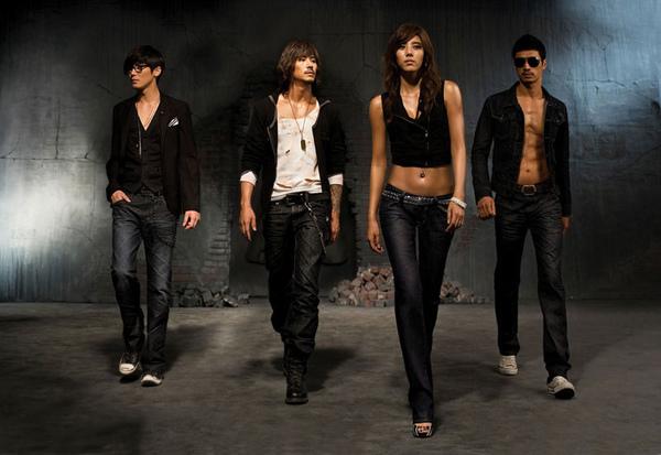 Buckaroo Jeans韓國牛仔出位*True Religion的完全翻版