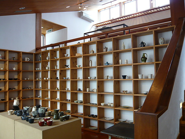 陶藝品優質展示店