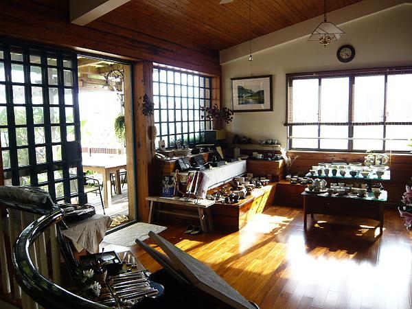 六格屋生活工作室:室內前景