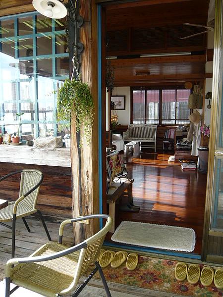 六格屋生活工作室:8樓入口處 -5