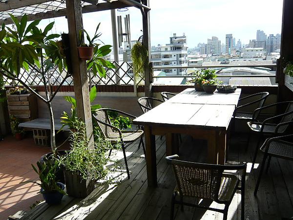 六格屋生活工作室:8樓入口處-1