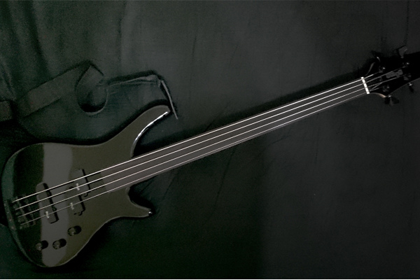stagg fretless
