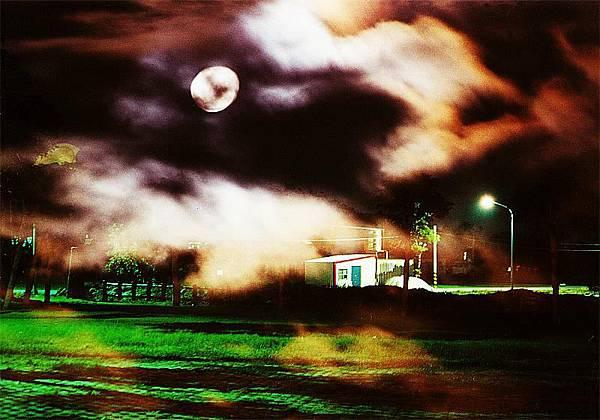 池上夜色-1