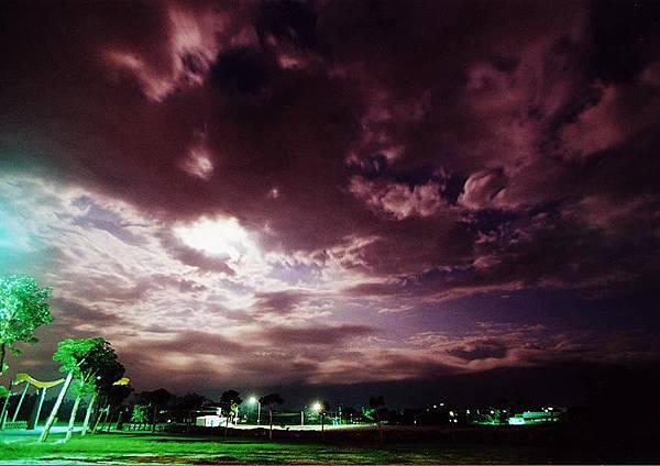 池上夜色-2