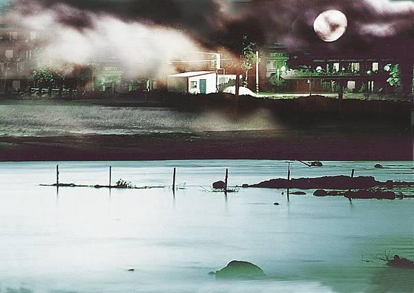 海邊夜景-2