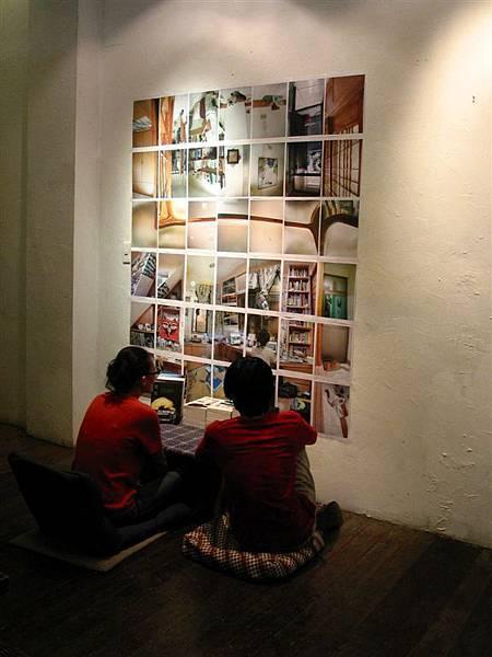 展覽現場與觀賞情形