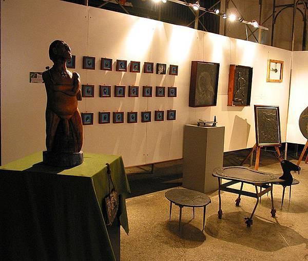 吾由於2004年51勞動節的展場作品