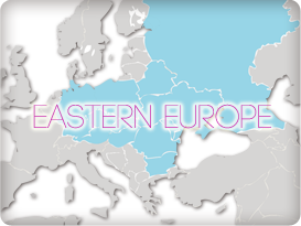 東歐(Eastern Europe)