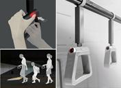緊急握把照明燈 (Emergency Handle Light)