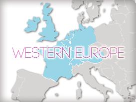 西歐(Western Europe)