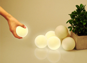矽膠光球 (Light Spheres)