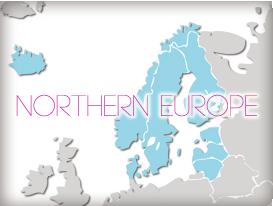 北歐(Northen Europe)