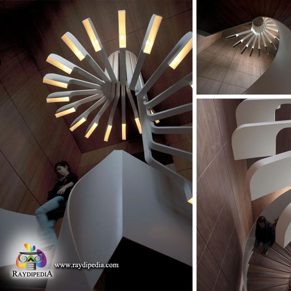 FB 螺旋樓梯燈