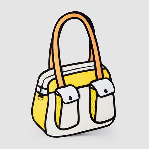 2d-cartoon-bags-jump-from-paper-3
