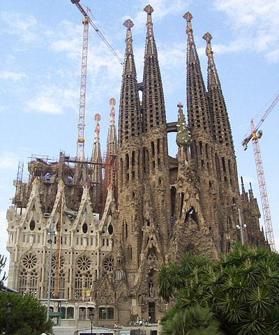 <聖家堂 Sagrada Família>