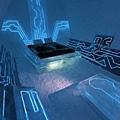 4-tron-blue-futuristic-bedroom-theme