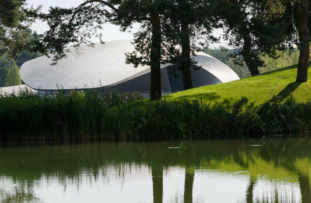新保時捷展館(New Porsche Pavilion)